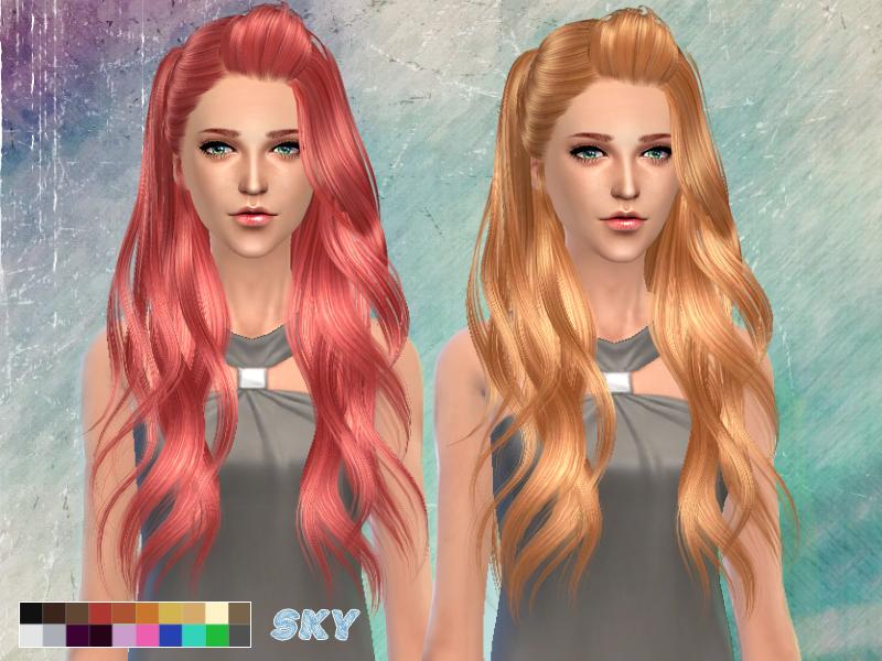 Skysims Hair 262