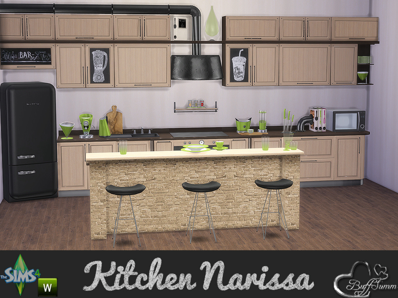 Buffsumm S Kitchen Narissa