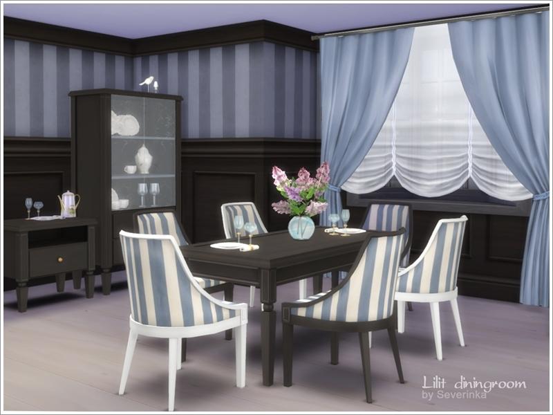 Severinka S Lilit Diningroom
