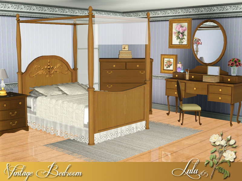 Lulu265\'s Vintage Bedroom Set