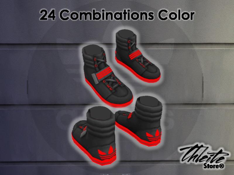 promedio carrete Desacuerdo  thlleite's Adidas Sneaker Male