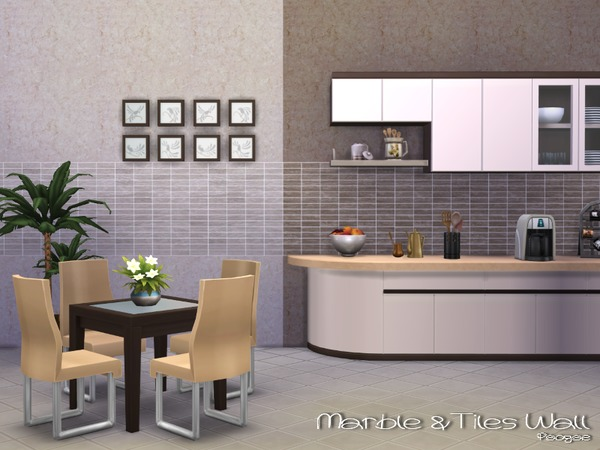Paogae S Marble Amp Tiles Wall