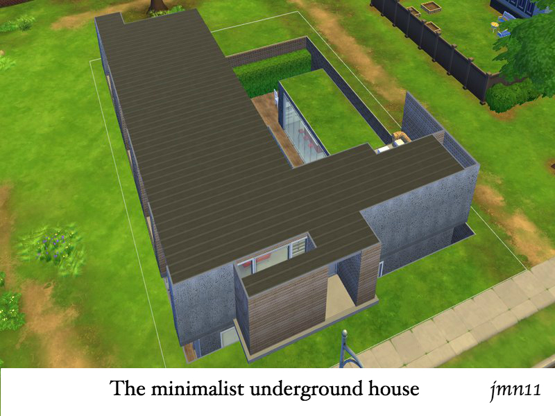 jmn11 39 s the minimalist underground house