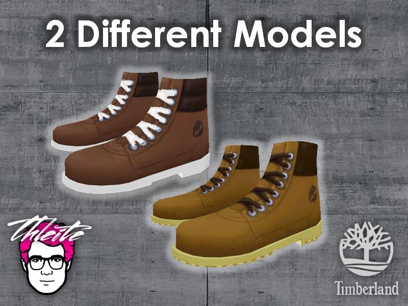 timberland boots 4