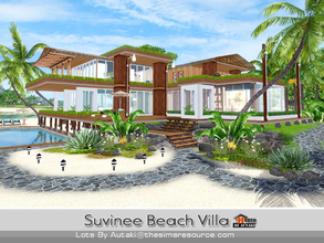 Sims 3 lots 39 beach house 39 for Beach house 3 free download