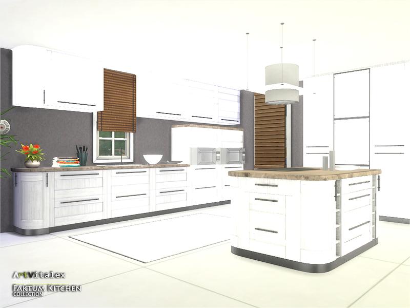 Artvitalex S Faktum Kitchen