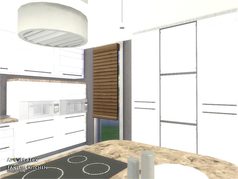 ArtVitalex's Faktum Kitchen