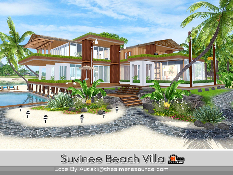 Autakis Suvinee Beach Villa