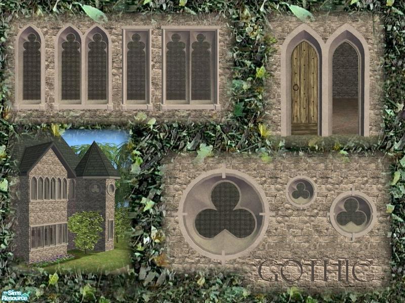 Gothic Windows And Doors