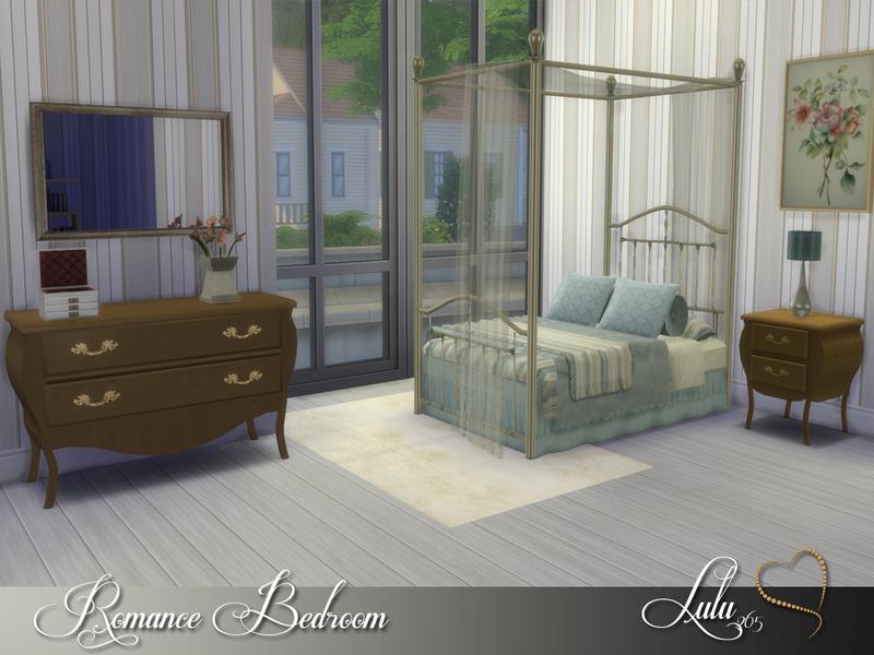 Lulu265 39 S Romance Bedroom