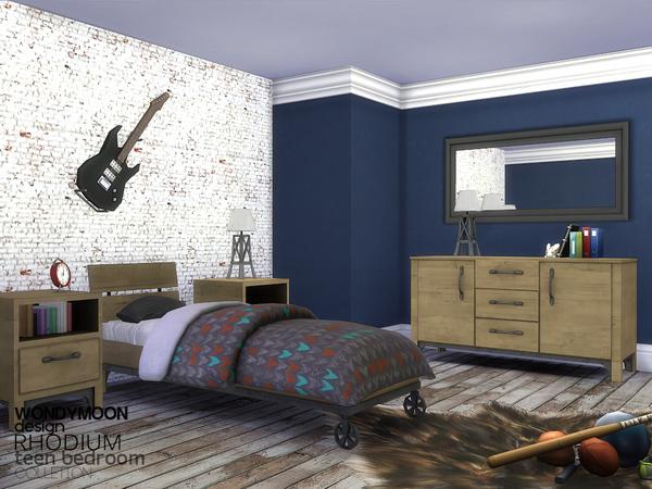 Wondymoon 39 S Rhodium Teen Bedroom