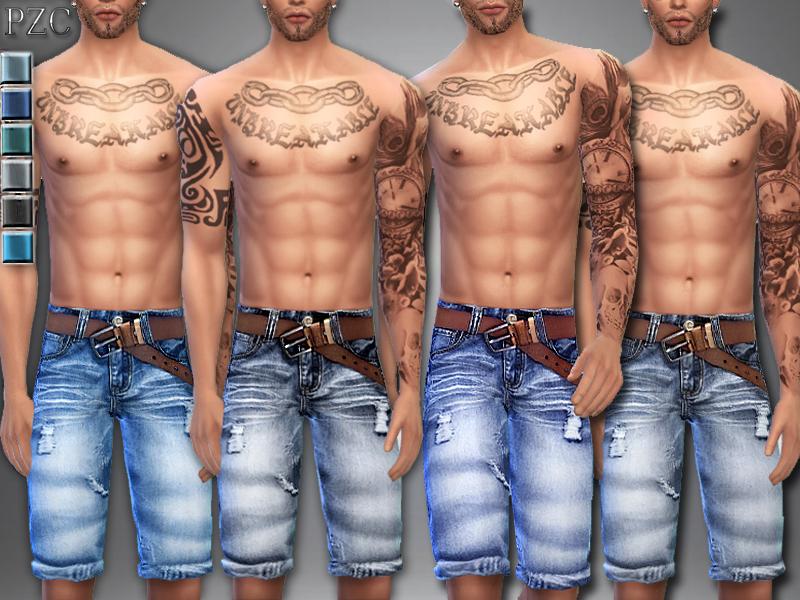Pinkzombiecupcakes' Jeans Shorts No 3