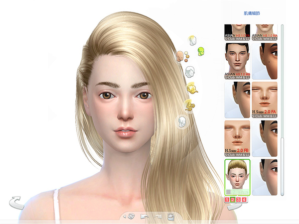 how to download skintones sims 3