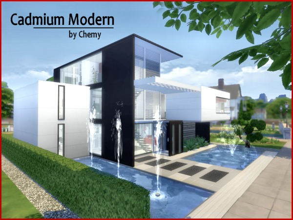 tsr chemy - Sims 4 Home Design