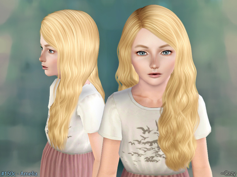 how to add hair easy to the sims 3