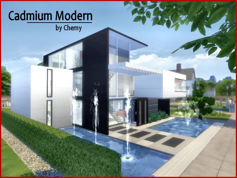 Chemy S Cadmium Modern