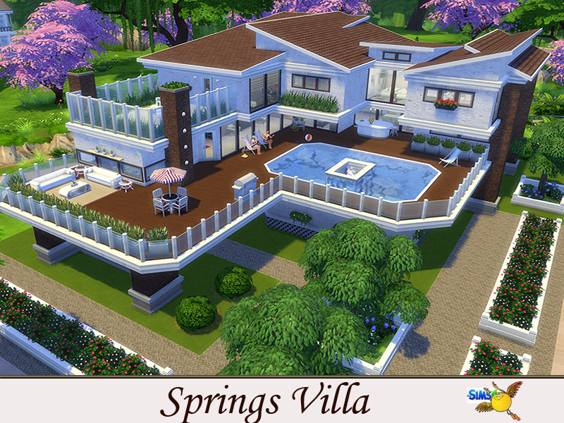Evi Springs Villa