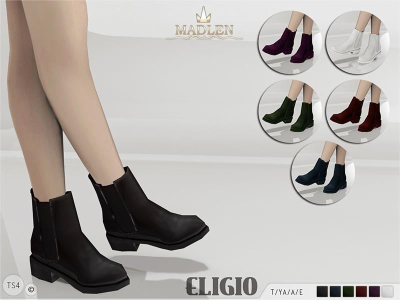 MJ95's Madlen Eligio Boots