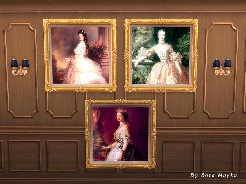 Soramayku S Royal And Noble Big Paintings