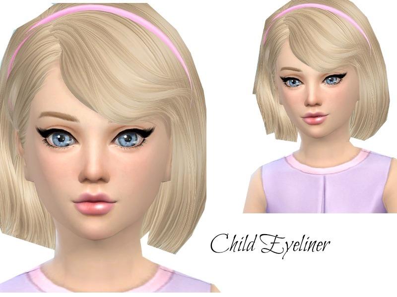 Queen BeeXxx21's Child Eyeliner