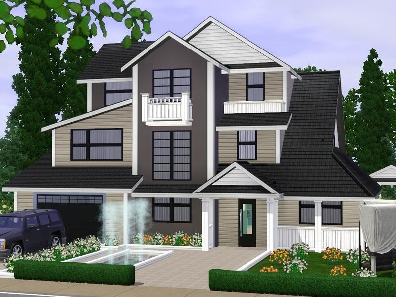 Gabi89s Modern Villa