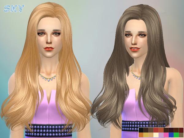 Mods de cabello para los sims 4
