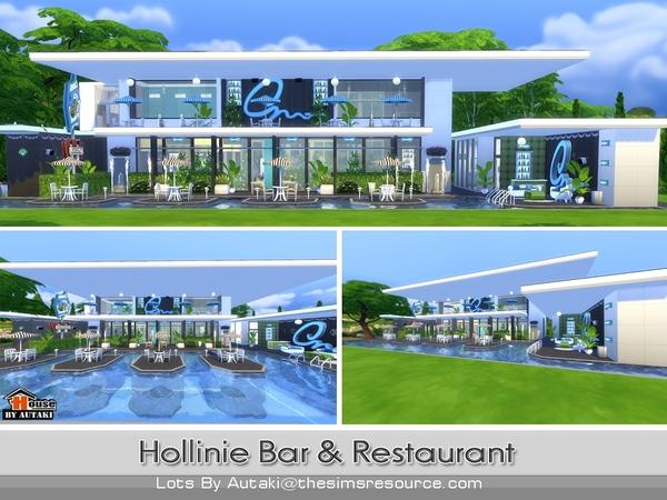 Autaki s hollinie bar and restaurant