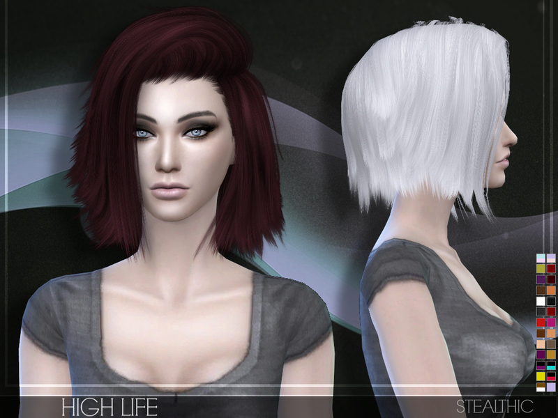 Stealthic High Life Female Hair