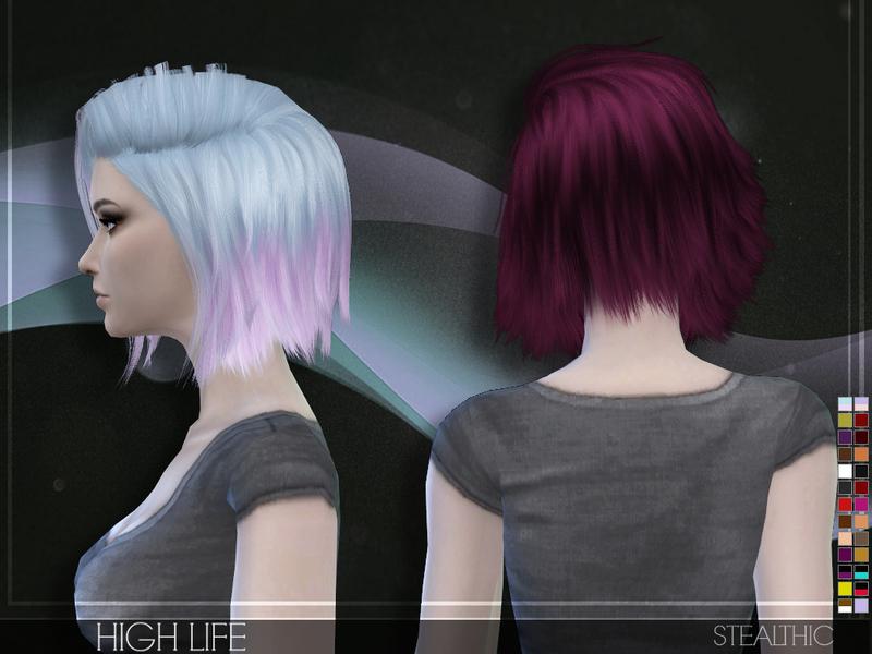 Stealthic High Life Female Hair