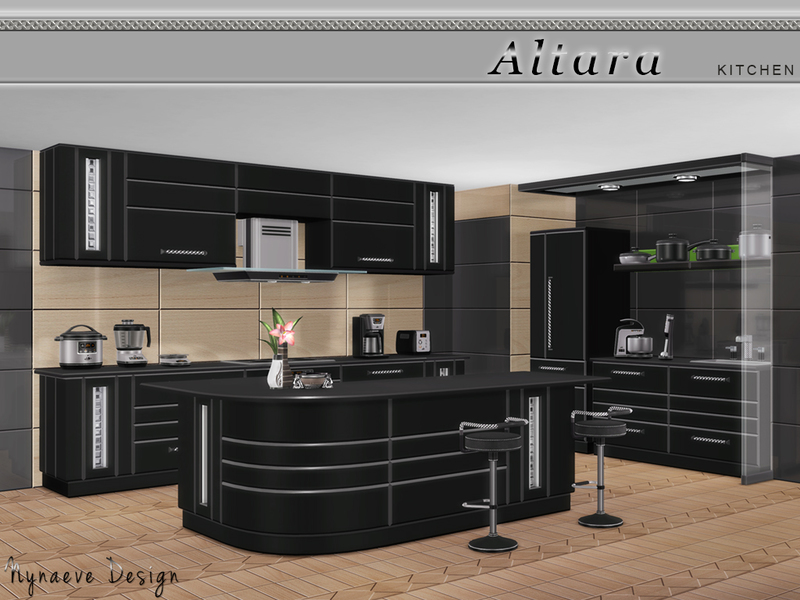 Nynaevedesign 39 s altara kitchen for Cc kitchen cabinets