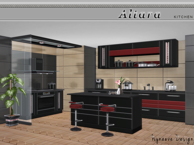 sims 4 kitchen cabinets download nynaevedesign s altara kitchen 26147