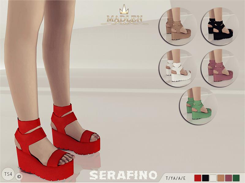 Madlen Serafino Sandals