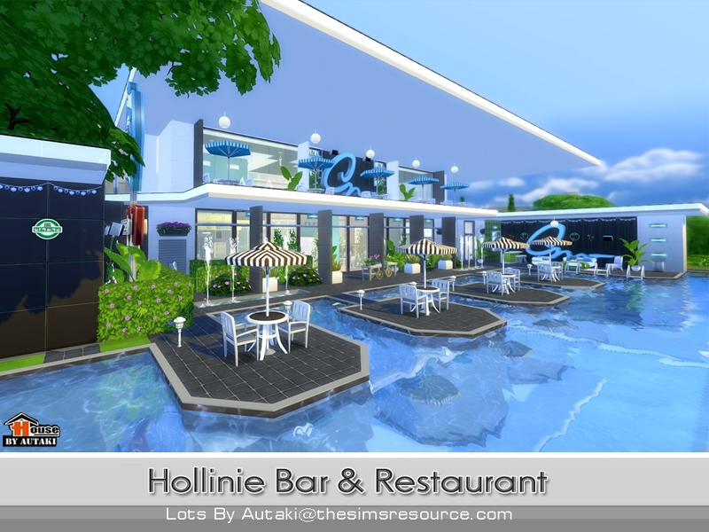 Autaki s hollinie bar and restaurant