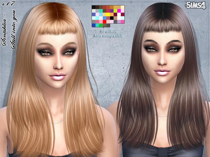 Sintikliasims Sintiklia Hair S17 Still Into You