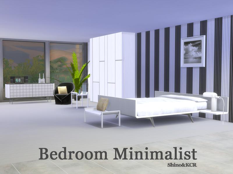 Shinokcr 39 s bedroom minimalist for Minimalist bedroom furniture sets