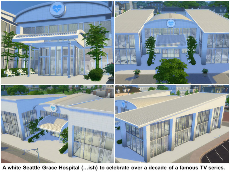 fsdesign's Seattle Grace Hospital