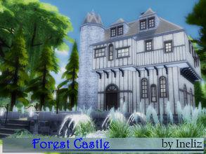 Sims 4 Downloads - 'castle'