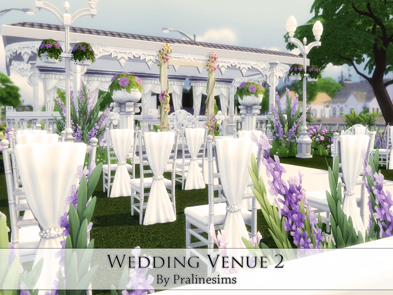 Pralinesims' Wedding Venue 2