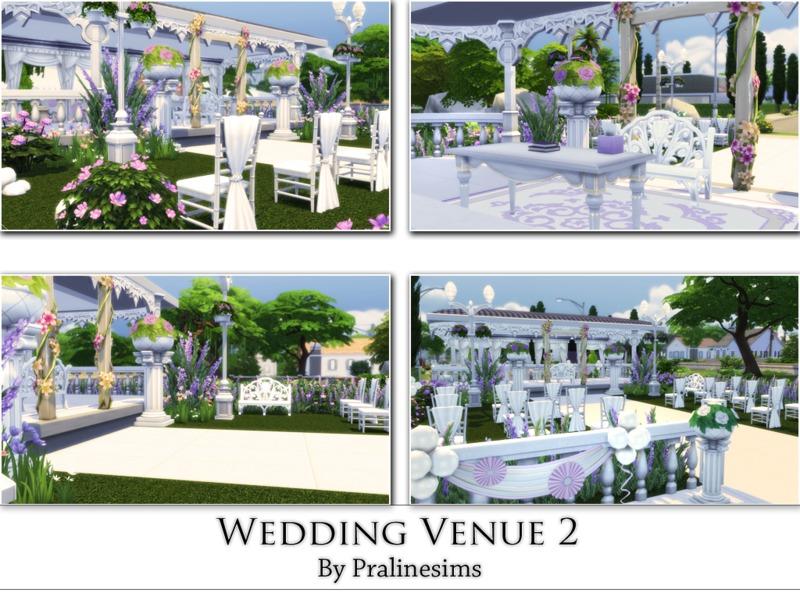 Pralinesims' Wedding Venue 2