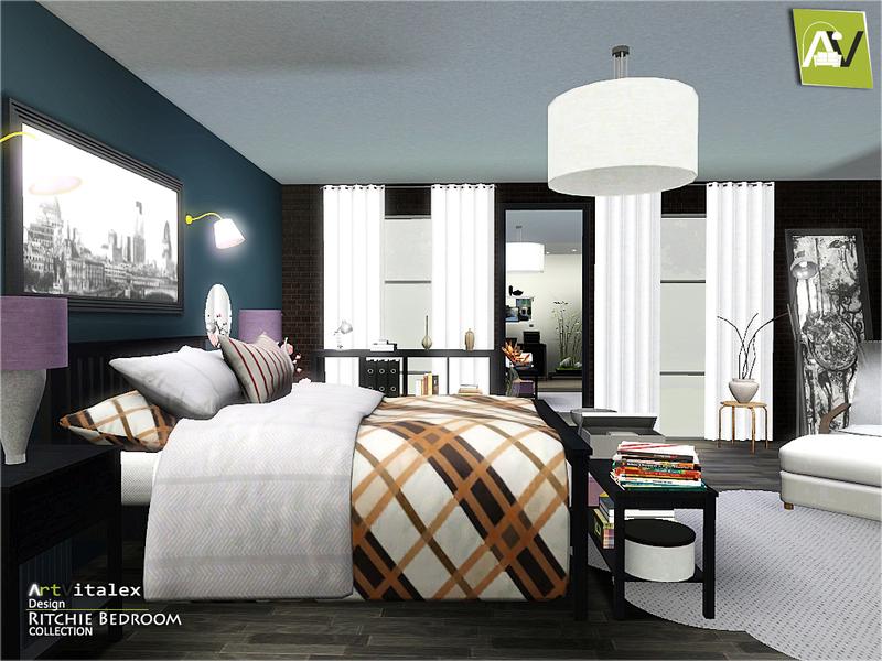 Artvitalex S Ritchie Bedroom