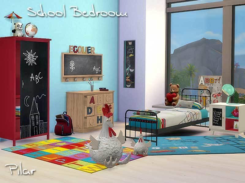 Pilar 39 S School Bedroom