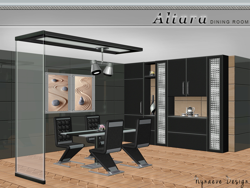 NynaeveDesign's Altara Dining Room
