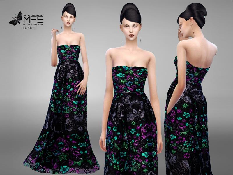 MissFortune's MFS Suzanne Dress