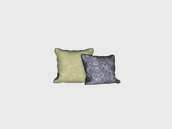 ung999 s Bedroom Juniper - Throw Pillow