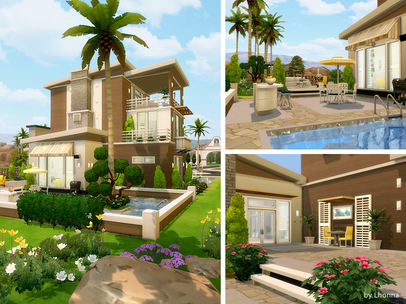 Sims  Resource Base Game Family Houses  Rooms