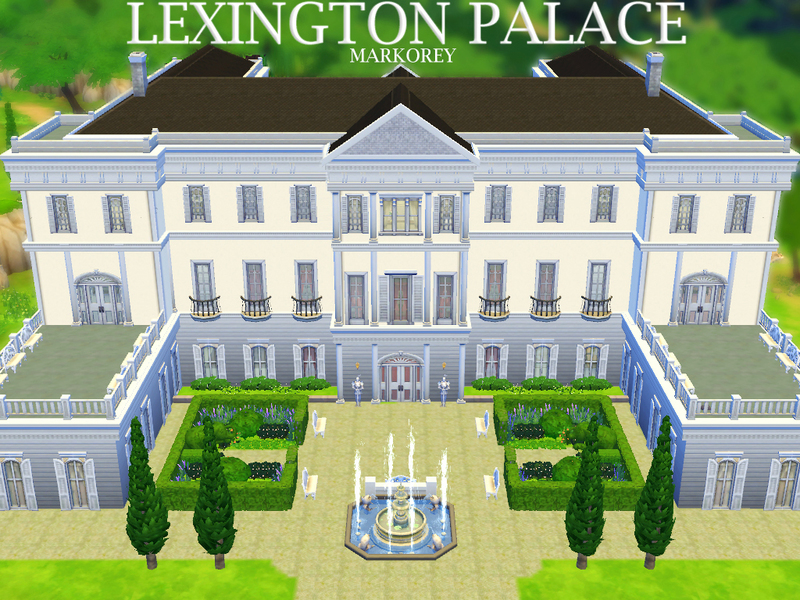 Markorey S Lexington Palace
