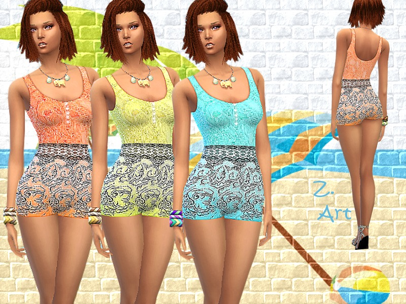 Zuckerschnute20's Beach Colours