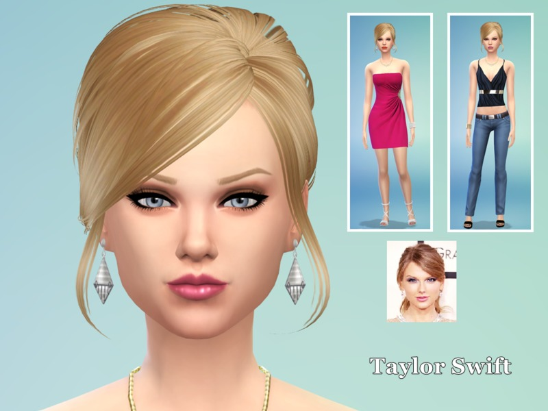 mysterious sim s taylor swift