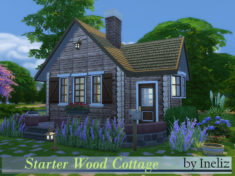 Inelizs Starter Wood Cottage