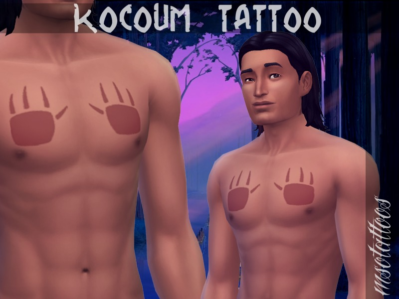 Luvjakes Tattoos From Pocahontas